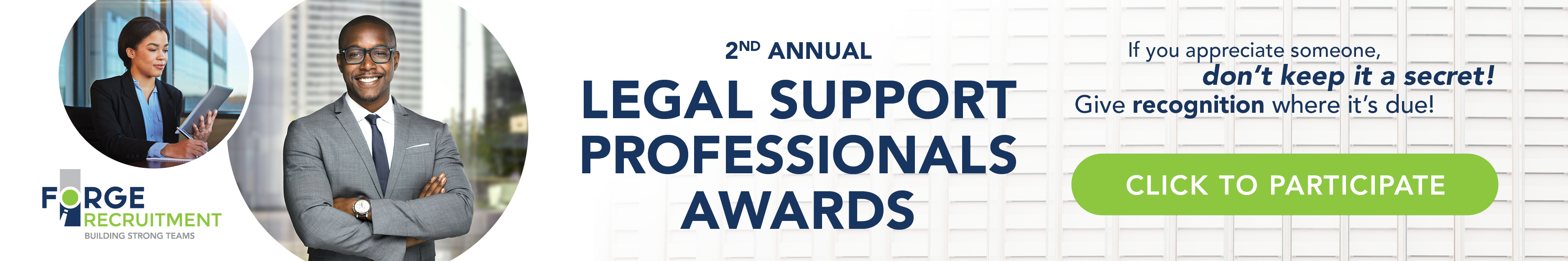 Legal Support Professionals Awards